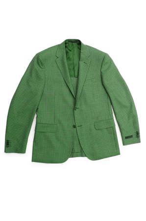 Jacket isolated on the white background Stock Photo - 18615038
