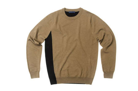 Male sweater isolated on the white Stock Photo - 18744892