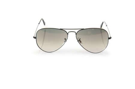 Elegant sunglasses isolated on the white Stock Photo - 18742161