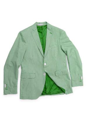 Jacket isolated on the white background Stock Photo - 18744925