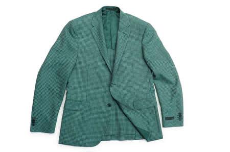 Jacket isolated on the white background Stock Photo - 19013113