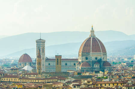View of florence during the day Stock Photo - 19331138