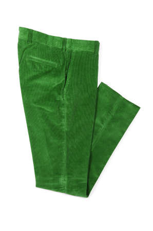 Trousers isolated on the white Stock Photo - 19329288