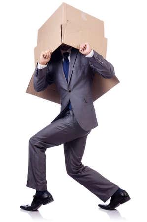 Denken aus der Box-Konzept