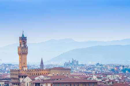 View of florence during the day Stock Photo - 19371073