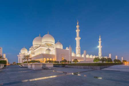 アブダビのシェイク ・ ザーイド ・ モスク
