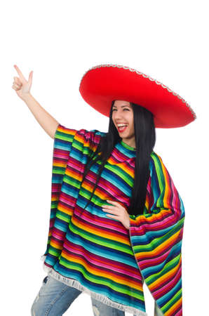 Mexican girl funny