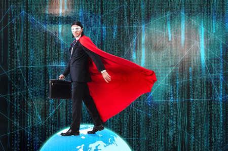 世界を支配する超大国を持つ男