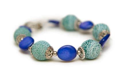 Elegant jewellery isolated on the whtie background Reklamní fotografie