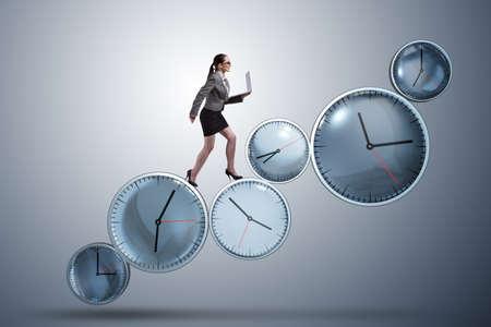 affaires dans le concept de gestion du travail