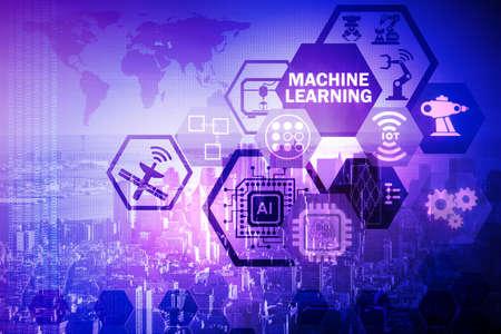 기계 학습을 통한 현대 IT 기술의 개념