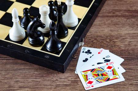 체스 및 기타 게임 액세서리