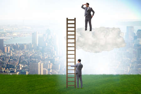 Concept of mentorship in business and career progression
