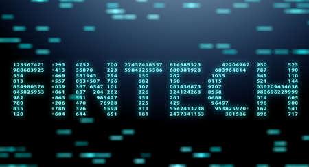 Fintech in financial technology concept
