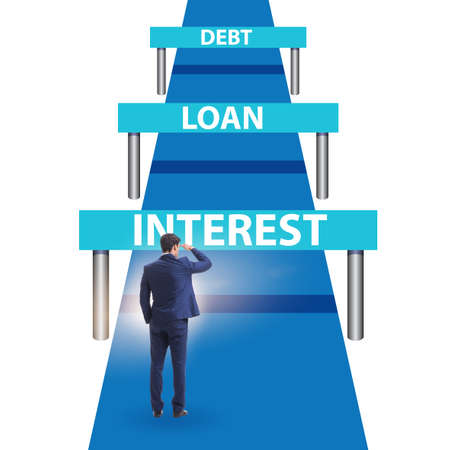 Concept of debt and loan in business running
