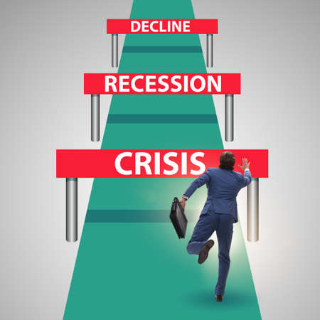 Concept of crisis and recession and challenges