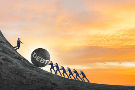 Concept of debt and loan