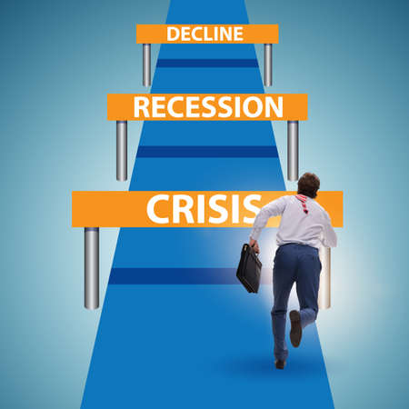 Concept of the crisis and recession and challenges