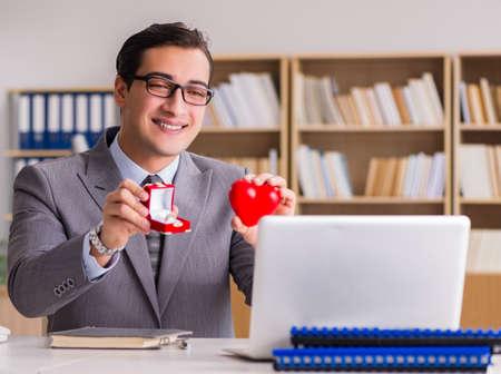 Making making proposal in online dating