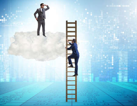 The concept of mentorship in business and career progression