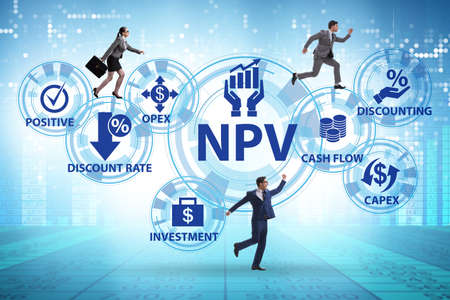 Concept of NPV - Net Present Value