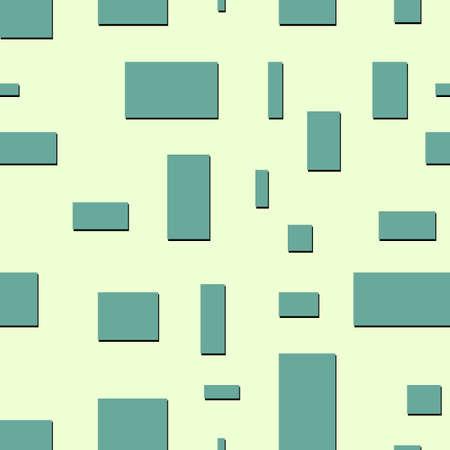 Seamless tile pattern, seamless geometric pattern. Illustration