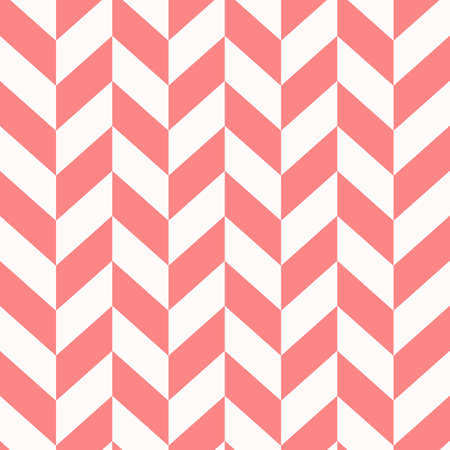 Seamless chevron pattern on paper texture. Vector Illustration eps 10 Ilustração