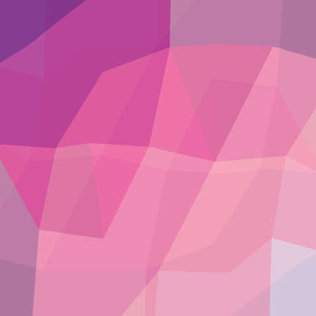 Dark Pink, Red vector low poly layout. Modern abstract illustration with triangles. Best triangular design for your business