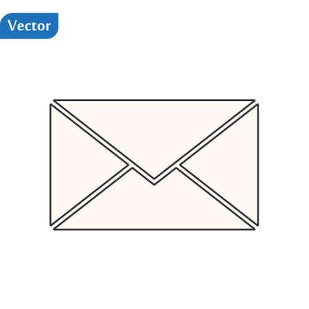 sms vector icon   , Lorem ipsum Flat design