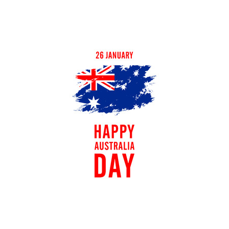 Australia day, background, banner
