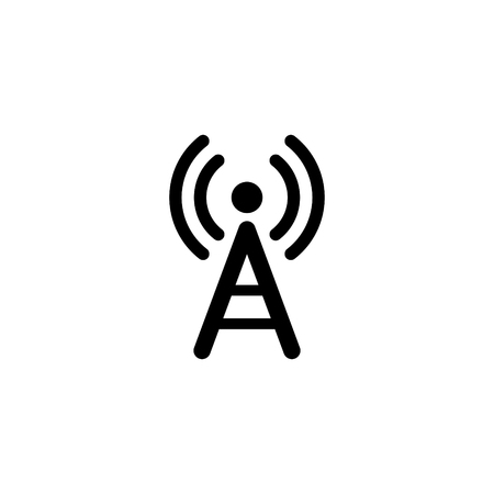 antena wifi vector icon Stockfoto - 98111826