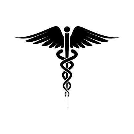Icono de vector de atención médica Ilustración de vector