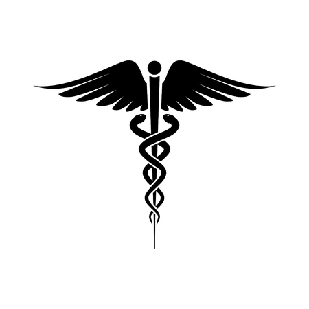 Medical care vector icon Vector Illustration