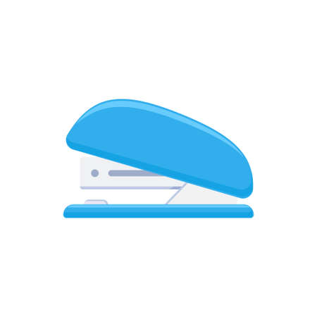 Stapler tacker isolated on white background