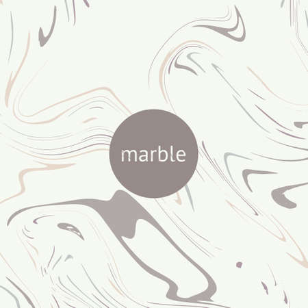 Vector decorative pattern with imitation of marble surface for design Stock Photo