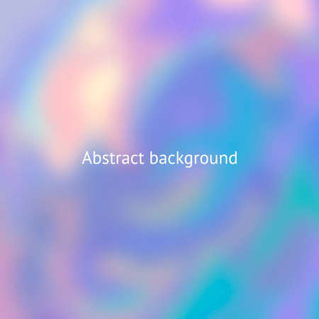 Abstract vector blurry background for design and decoration of skins, banners, leaflets, posters and web designs
