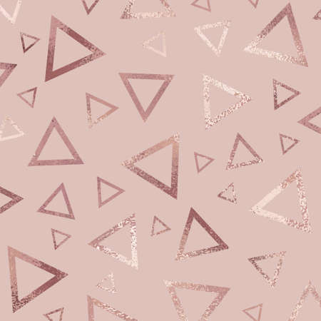 Rose gold. Abstract vector background for design covers, invitations, cards 向量圖像