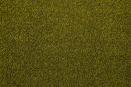 synthetic fiber: yellow green fiber as background or texture