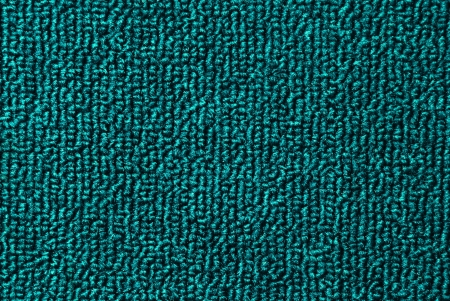 synthetic fiber: turquoise structural background or texture Stock Photo