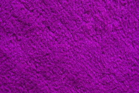 synthetic fiber: purple structural background or texture, looking like pelt, coat, hair or carpet