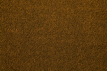 synthetic fiber: a golden background or texture with loop structure Stock Photo
