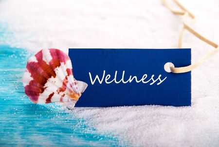 healthfulness: Wellness on a Label at the Beach