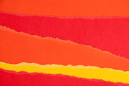 seaonal: A Colorful Paper Background in Autumn Colors