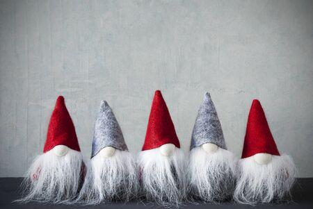Gnomes, Copy Space 版權商用圖片