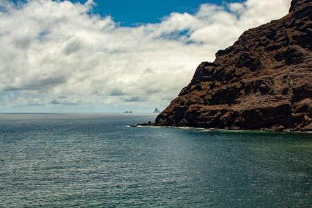 splendida vista sul mare da tenerife