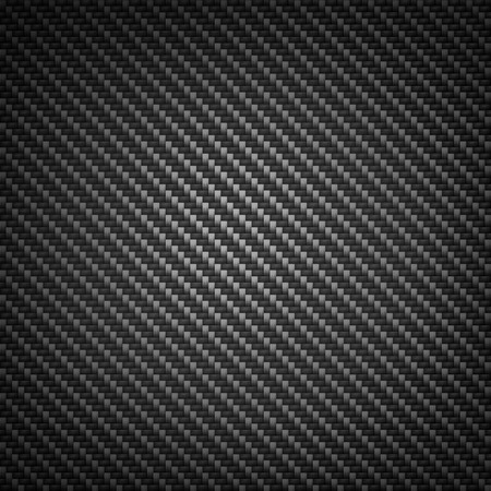 fibre: Carbon Fiber texture. black background