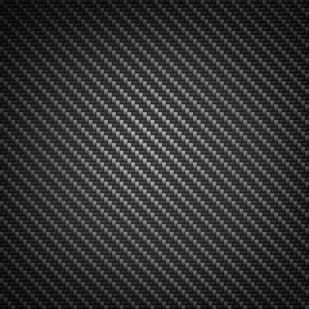 fibra de carbono: Fibra de carbono textura. fondo negro Foto de archivo