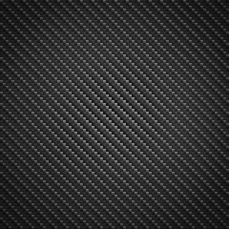 Carbon Fiber textuur. zwarte achtergrond