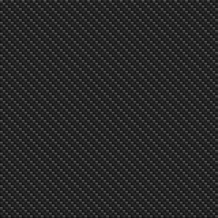 seamless carbon fiber texture. black background