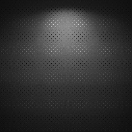 Zwarte achtergrond van cirkel patroon textuur